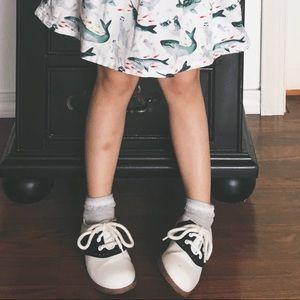 smartfit Shoes - Smarfit size 10.5 kids saddle shoes